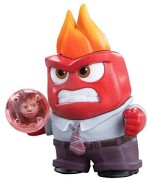Tomy Action Figures Tomy Inside Out Small Figure, Anger