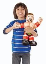 Mattel Action Figures Mattel Wwe Championship Brawlin Buddies Sheamus