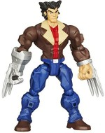 Marvel Action Figures Marvel Super Hero Mashers Wolverine