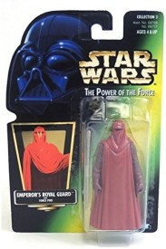 Kenner 1 X Star Wars Power Of The Force Emperors Royal Guard