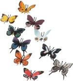 Wild Republic Action Figures Wild Republic Butterfly Collection