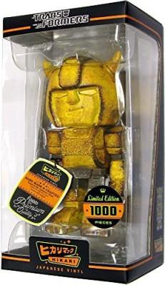 FunKo Action Figures FunKo Transformers Battle Ready Bumblebee Hikari Premium Limited