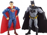 Vaibhav Batman Vs Superman : Action Fiure Cartoon Toys For Kids With Light And Music (Multicolor)