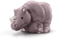 Fisher-Price Fisher Price Little People Zoo Talkers - Rhinoceros (Multicolor)