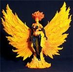 Marvel Action Figures Marvel Select Phoenix Variant Fiery Jean Grey New Xmen
