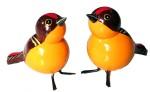 Nihar Action Figures Nihar Wooden Bird Toy