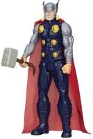Marvel Avengers Titan Hero Series Thor 12-Inch Figure (Multicolor)