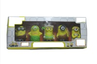 SILTASON SHAKTI MINION SQUEEZE TOY 001 (Yellow)