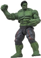 Diamond Select Toys Marvel Select: Avengers Age Of Ultron Movie: Hulk Action Figure (Multicolor)
