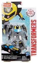Funskool Action Figures Funskool Bumblebee Transformers Age 6+