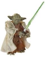 Hasbro Star Wars Episode III 3 Revenge Of The Sith YODA Firing Cannon Figure #03 (Multicolor)