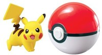 TOMY Ball Pikachu And Poké Ball (Multicolor)