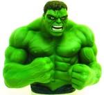 Marvel Action Figures Marvel Hulk Bust Money Bank