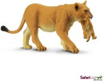 Safari Ltd Action Figures Safari Ltd Lioness with Cub