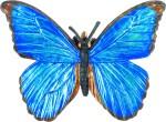 Safari Ltd Action Figures Safari Ltd HK Blue Morpho Butterfly