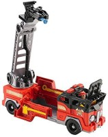 Fisher-Price Imaginext Rescue Heroes Fire Truck (Multicolor)