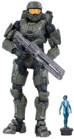 McFarlane Toys Halo 4 Series 2 Master Chief With Railgun And Micro Ops (Multicolor)