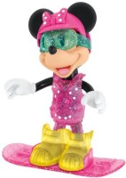 Fisher-Price Disney's Minnie Mouse Deluxe Winter Bowtique (Multicolor)