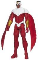 Funskool Marvel Avengers Titan Hero Series Falcon Figure - 12 Inch (Multicolor)