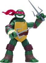Nickelodeon Action Figures Nickelodeon Teenage Mutant Ninja Turtles Raphael