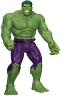 Marvel Avengers Titan Hero Series Hulk Action Figure, 12-Inch (Multicolor)
