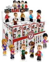 FunKo Big Bang Theory Series 1 Mystery Mini (Styles Vary) Blind Box (Multicolor)