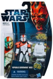Star Wars 2012 Clone Wars Cw No 11 Republic Commando Boss