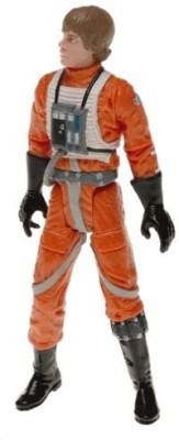 Star Wars Action Figures Star Wars Power Of The Jedi Luke Skywalker