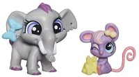 Littlest Pet Shop Pet Pawsabilitiesfletcher Von Trunk Teensie Fromage (Multicolor)