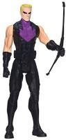 Marvel Avengers Titan Hero Series Hawkeye 12-Inch Figure (Multicolor)