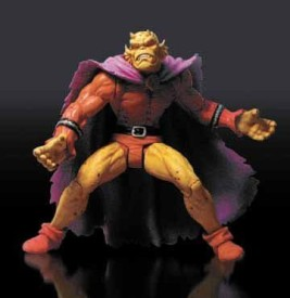 DC COMICS Direct Other Worlds Demon Fully Poseable