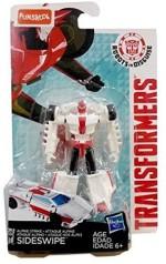 Funskool Action Figures Funskool Sideswipe Transformers Age 6+ white & red