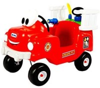Little Tikes Spray And Rescue Fire Truck (Multicolor)