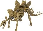 Geoworld Action Figures Geoworld Dino Excavation Kit Stegosaurus Skeleton