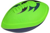Nerf Turbo Jr Football, Green/Blue (Green)