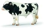 Schleich Action Figures Schleich Holstein Bull