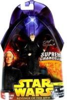Hasbro Star Wars Episode III 3 Revenge Of The Sith SUPREME CHANCELLOR PALPATINE Action Figure #14 (Multicolor)