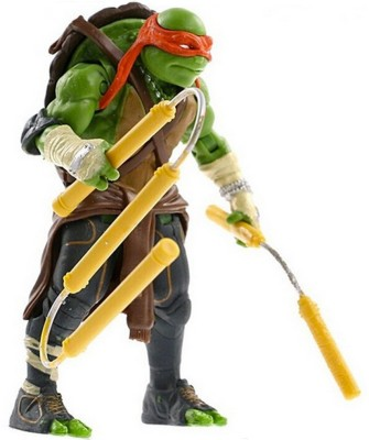 """Anokhe Collections Action Figures Anokhe Collections Ninja Turtle """"Mikey"""" Action Figure"""