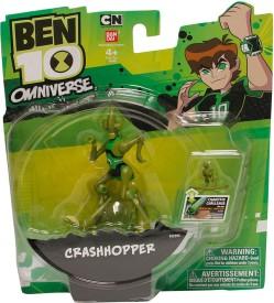 Ben 10 Crashhopper with Micro Figure 4''