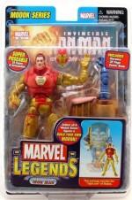 Marvel Action Figures Marvel Legends Modok Series Thorbuster Iron Man