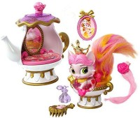Disney Palace Pets Beauty And Bliss Belles Kitty Rouge Playset (Multicolor)