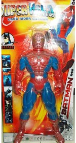 Shop & Shoppee Action Figures Shop & Shoppee Spiderman