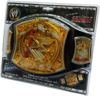 Gift World Wwe Spinning Championship - Championship Title Belt (Multicolor)