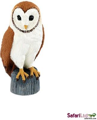 Safari Ltd Action Figures Safari Ltd Wow Barn Owl