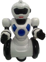 Shop & Shoppee 360 Degree Rotating Dancing Robot For Kids (Multicolor)