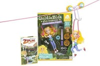 GoldieBlox Zipline Action Figure (Multicolor)