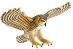 Safari Ltd. Action Figures Safari Ltd. Wings of the World Birds Great Horned Owl