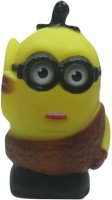 SILTASON SHAKTI MINION SQUEEZE TOY 007 (Yellow)