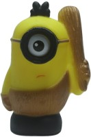 SILTASON SHAKTI MINION SQUEEZE TOY 003 (Yellow)