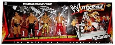 Shop & Shoppee Shop & Shoppee Wrestling Superstars Action Figures